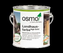 Landhausfarbe